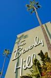 De heuvels van Beverly Royalty-vrije Stock Afbeelding
