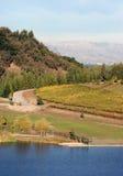 De heuvels van Californië royalty-vrije stock afbeelding