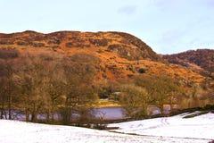 De Heuvels van Coniston Royalty-vrije Stock Fotografie