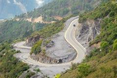 De heuvels van Guatemala Royalty-vrije Stock Afbeelding
