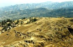 De heuvels van Ibb Stock Afbeelding