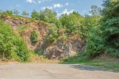 De heuvels van Malvern Royalty-vrije Stock Afbeeldingen
