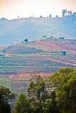De Heuvels van Moncham Stock Afbeelding