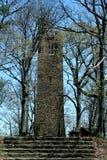 De Heuveltoren van de boogschutter Stock Foto's