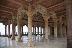 De Hindoese architectuur Stock Afbeelding