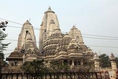 De Hindoese Tempel van Birlamandir in Kolkata Royalty-vrije Stock Foto's