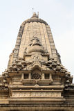 De Hindoese Tempel van Birlamandir in Kolkata Stock Afbeelding
