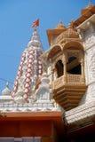 De Hindoese tempel van Ganpati van Kasba, Pune, Maharashtra, Ind. Royalty-vrije Stock Afbeelding