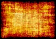 De historische Achtergrond van de Rol van het Perkament stock illustratie