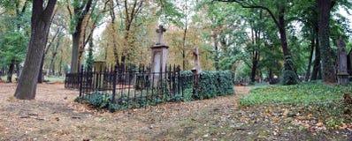 De historische begraafplaats van Oll Royalty-vrije Stock Foto
