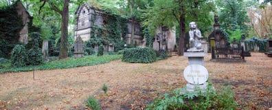 De historische begraafplaats van Oll Royalty-vrije Stock Afbeelding