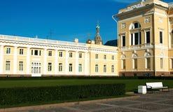 De historische bouw Royalty-vrije Stock Afbeeldingen