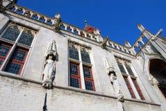 De historische bouw Royalty-vrije Stock Fotografie
