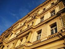 De historische bouw Stock Afbeeldingen