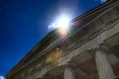 De historische bouw Stock Afbeelding