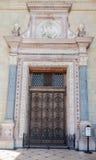 De historische Bouw Boedapest Hongarije Royalty-vrije Stock Fotografie