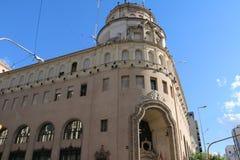 De historische bouw in Cordoba Argentinië Stock Afbeelding