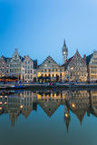 De historische Bouw Gent, België Royalty-vrije Stock Afbeelding