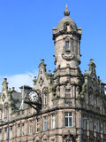 De historische Bouw in Liverpool stock fotografie
