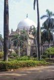 De historische bouw in Mumbai Stock Afbeelding