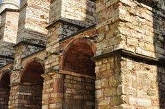 De historische Bouw van Hagia Sophia royalty-vrije stock fotografie