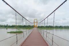 De historische brug Stock Foto's