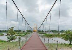 De historische brug Royalty-vrije Stock Foto