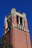 De historische Carillon van Gainesville Florida stock foto's