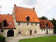 De historische Duitse bouw Royalty-vrije Stock Foto