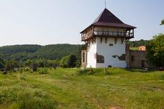 De historische en culturele reserve Busha van de staat Steentoren XVIXVII eeuwen stock foto's