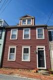 De historische huizen van Annapolismaryland Royalty-vrije Stock Foto