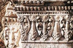 De historische oude stad van details. Thailand Stock Afbeeldingen