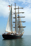 De historische overzeese Lange Regatta 2010 van het Schip Royalty-vrije Stock Afbeeldingen