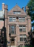 De historische schoolbouw Stock Foto's