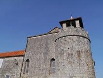 De historische stad Stari Grad op het eiland Hvar Royalty-vrije Stock Afbeeldingen