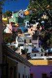 De Historische Stad van Unesco van Guanajuato, Guanajuato, Mexico Stock Afbeelding