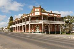 De historische Ster brengt Narrandera onder Royalty-vrije Stock Afbeelding
