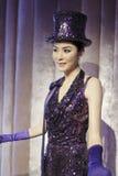 De hoed chen Royalty-vrije Stock Afbeelding