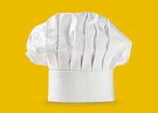 De hoed of toque van de chef-kok Stock Foto's