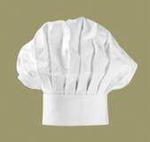 De hoed of toque van de chef-kok Royalty-vrije Stock Fotografie