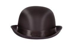 De hoed van de bowlingspeler Royalty-vrije Stock Foto