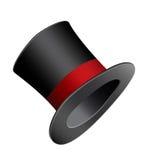 De hoed van de cilinder Royalty-vrije Stock Fotografie