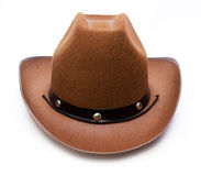 De hoed van de cowboy Stock Fotografie