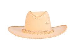 De hoed van de cowboy Royalty-vrije Stock Afbeeldingen