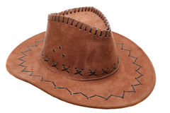 De hoed van de cowboy Stock Foto's