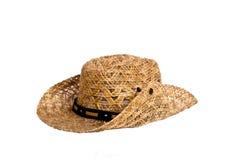De hoed van de jute Royalty-vrije Stock Afbeelding