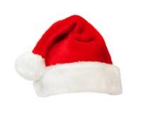 De hoed van de kerstman royalty-vrije illustratie