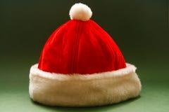 De hoed van de Kerstman Royalty-vrije Stock Fotografie