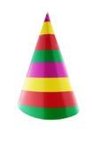 De hoed van de partij Stock Afbeelding