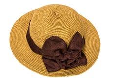 De hoed van de reis Royalty-vrije Stock Afbeeldingen